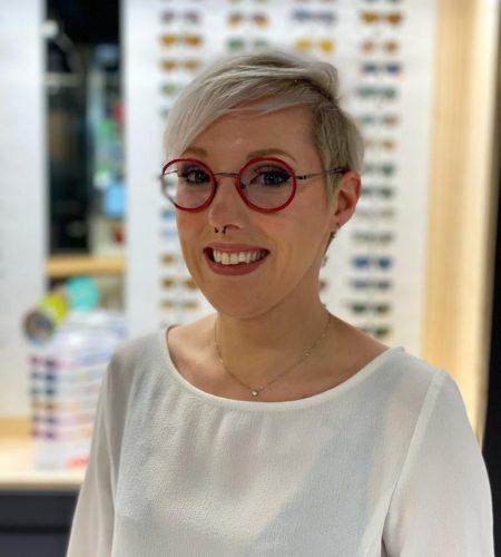 Aurélie opticienne strasbourg